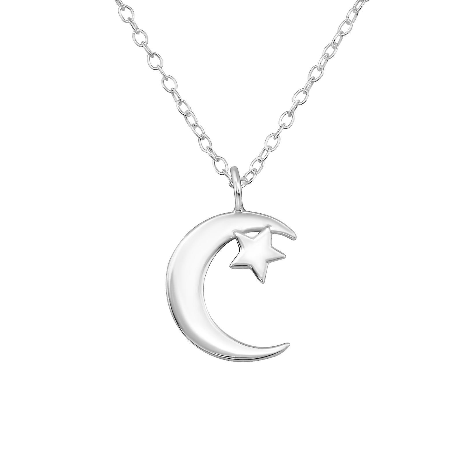halsband med måne