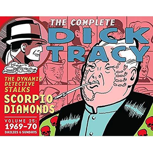 Complete Chester Gould's Dick Tracy Volume 25 (Dick Tracy
