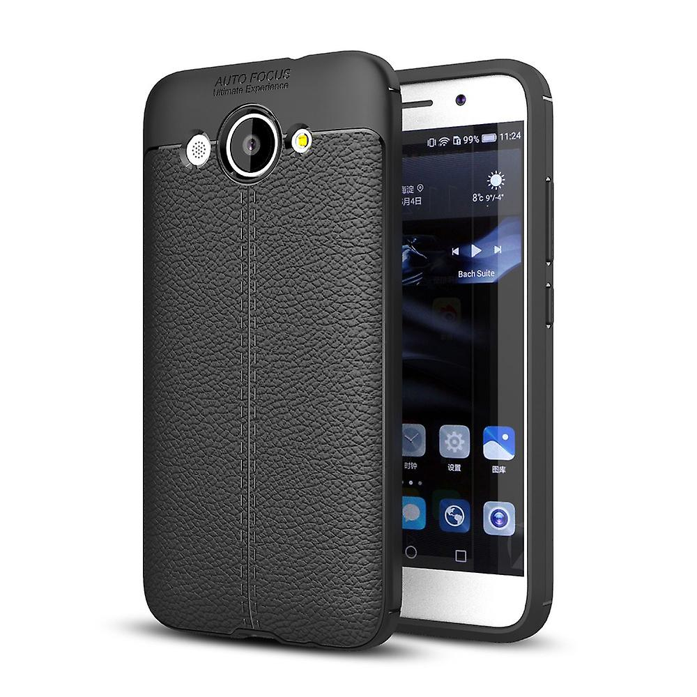 newest collection 691f8 224a9 Cell phone cover case for Huawei Y3 2017 cover frame Pouch Black