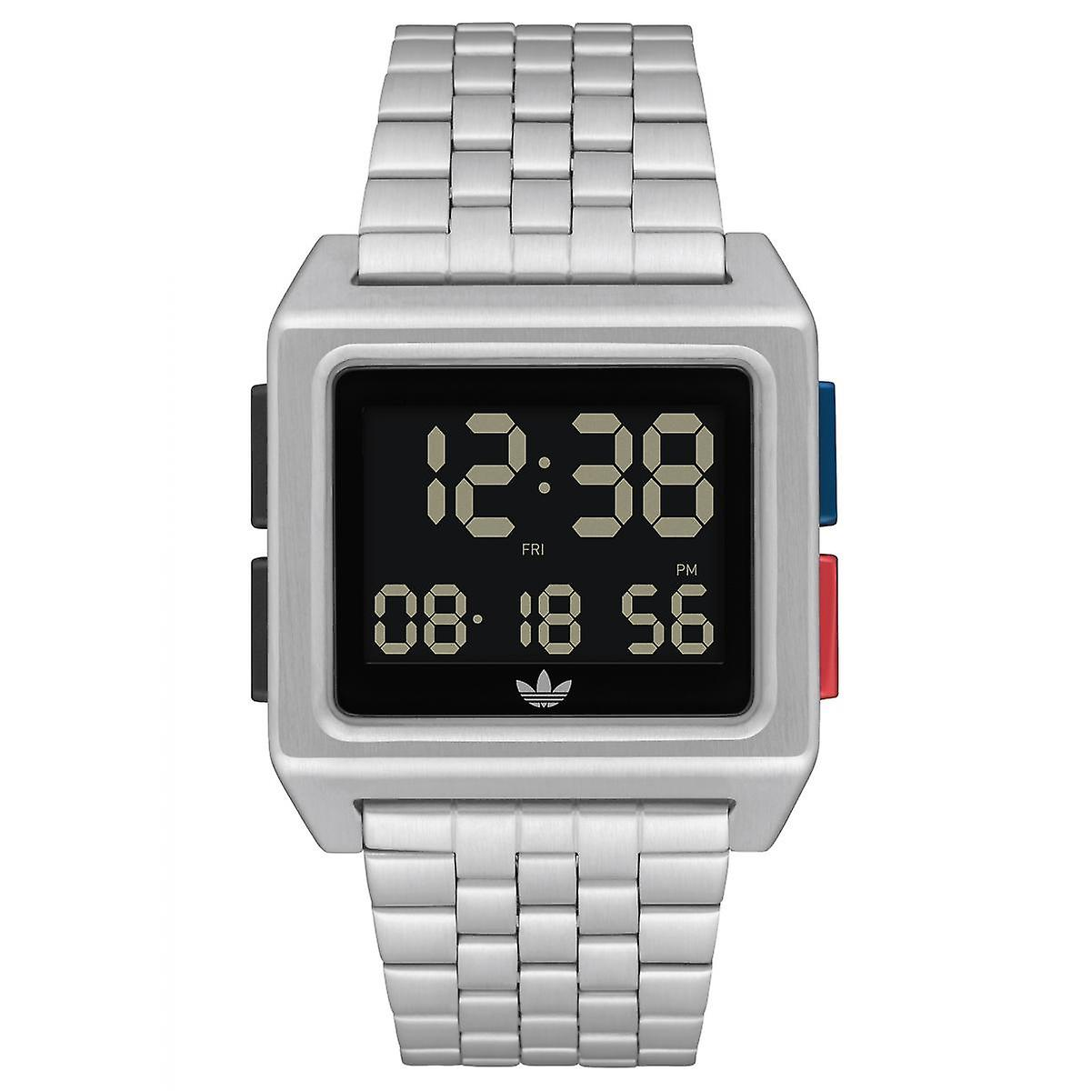 Watch Adidas Originals Z01 2924 00 steel man