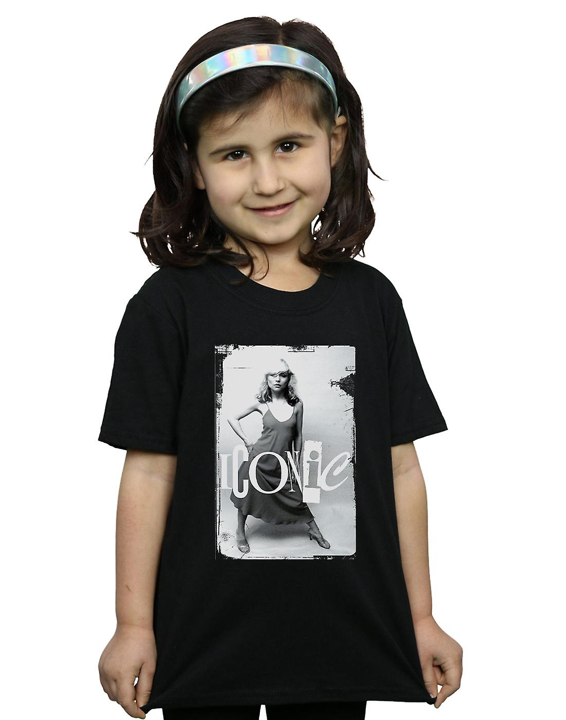 a084e1152330 Debbie Harry jenter ikoniske bildet t-skjorte