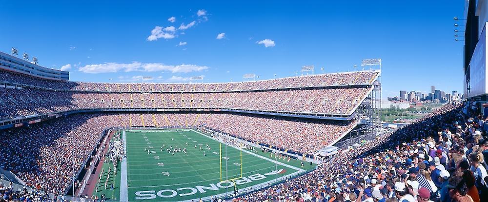 Broncos new stadium
