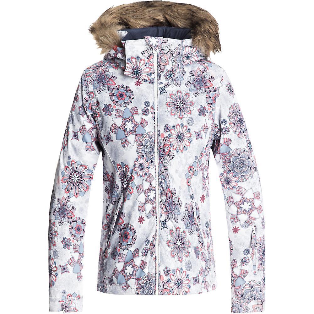 Roxy Girls Jet Snow Waterproof Insulated Ski Coat Jacket