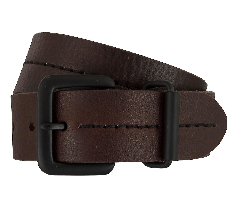 c09cbf0a314 Timberland belts men's belts leather belt jeans Brown 7437 | Fruugo