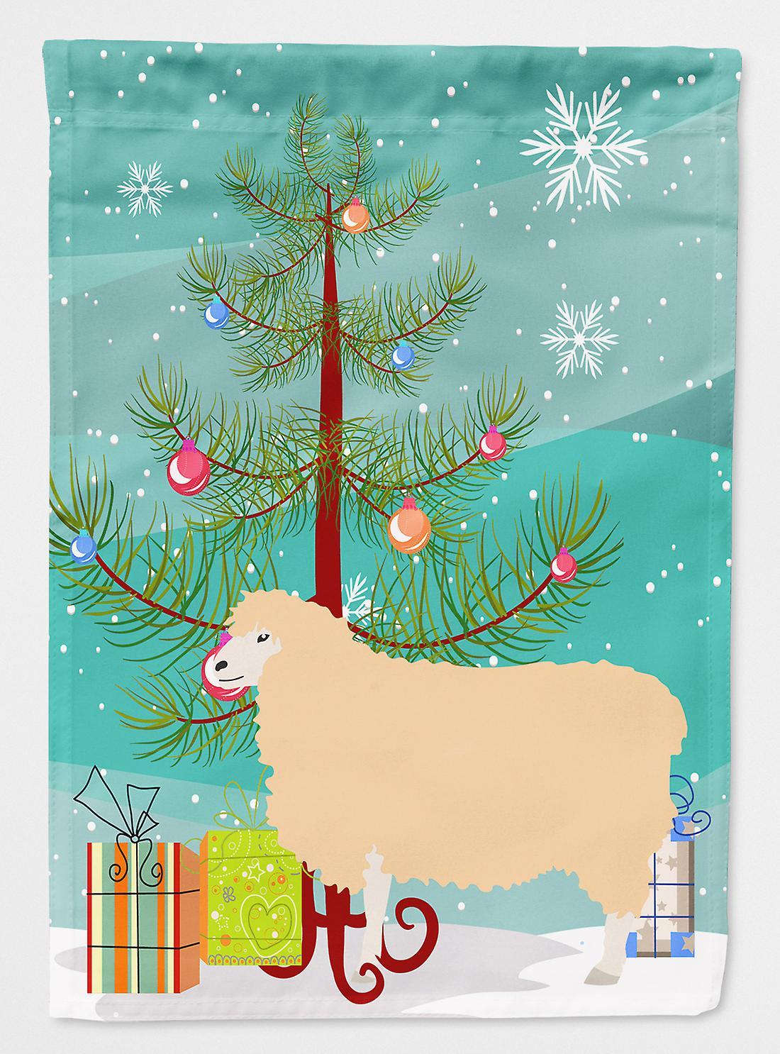 Englischen Leicester Longwool Schafe Weihnachten Fahne Garten Größe ...