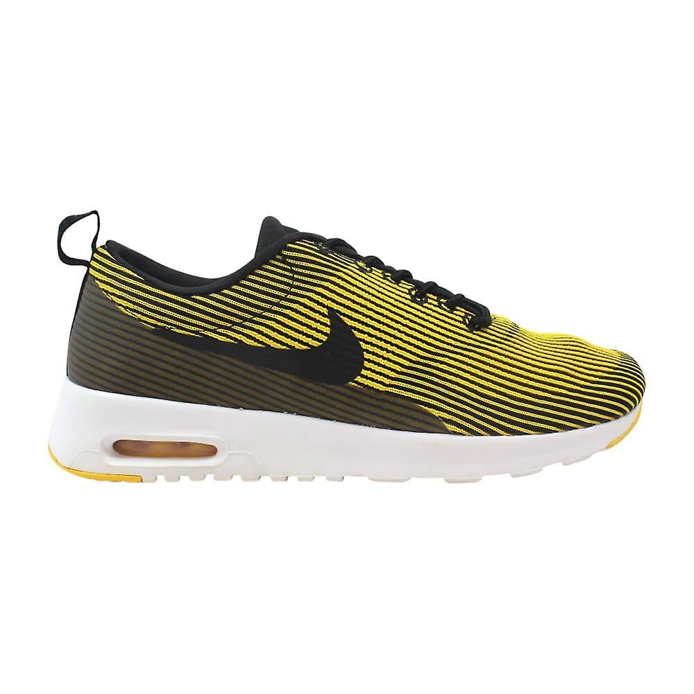 Nike Air Max Thea KJCRD svartsvart Varsity majs vit 718646 004 kvinnors