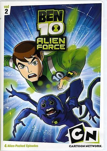 Ben 10 Alien Force Vol  2-Season 1 [DVD] USA import