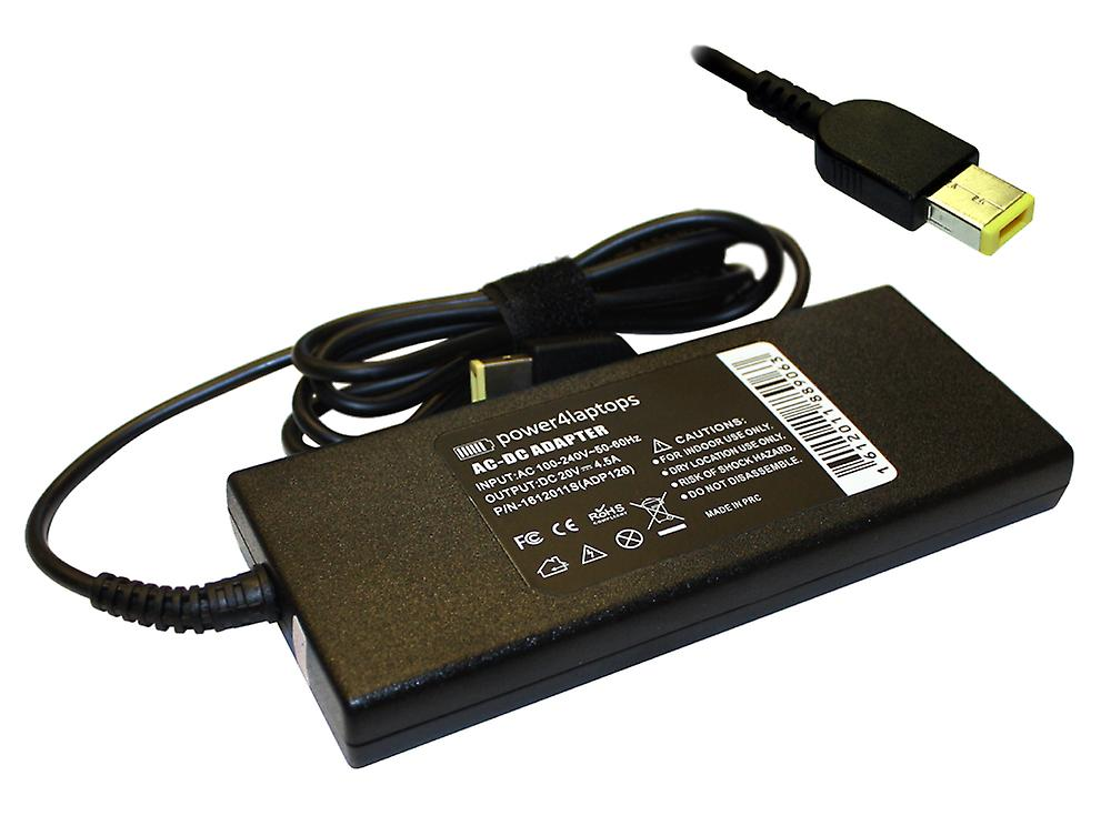 Lenovo Thinkpad Helix 3702 Compatible Laptop Power AC Adapter Charger