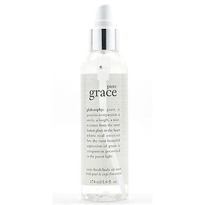 Philosophy Pure Grace Satin Finish Body Oil Mist 5 8 oz / 174ml