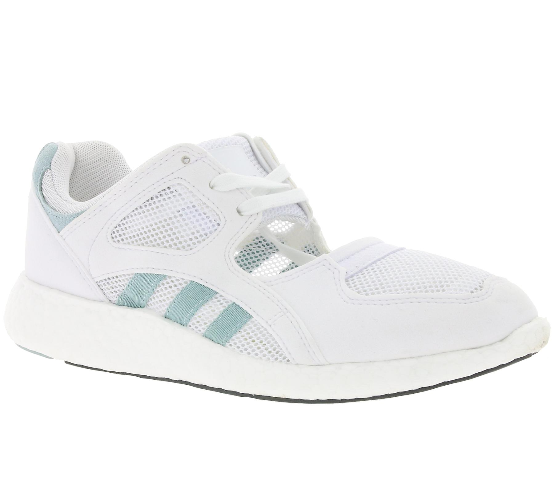 buy online abfd1 68708 adidas originals equipment racing 9116 W boost womens running shoes white  BA7570