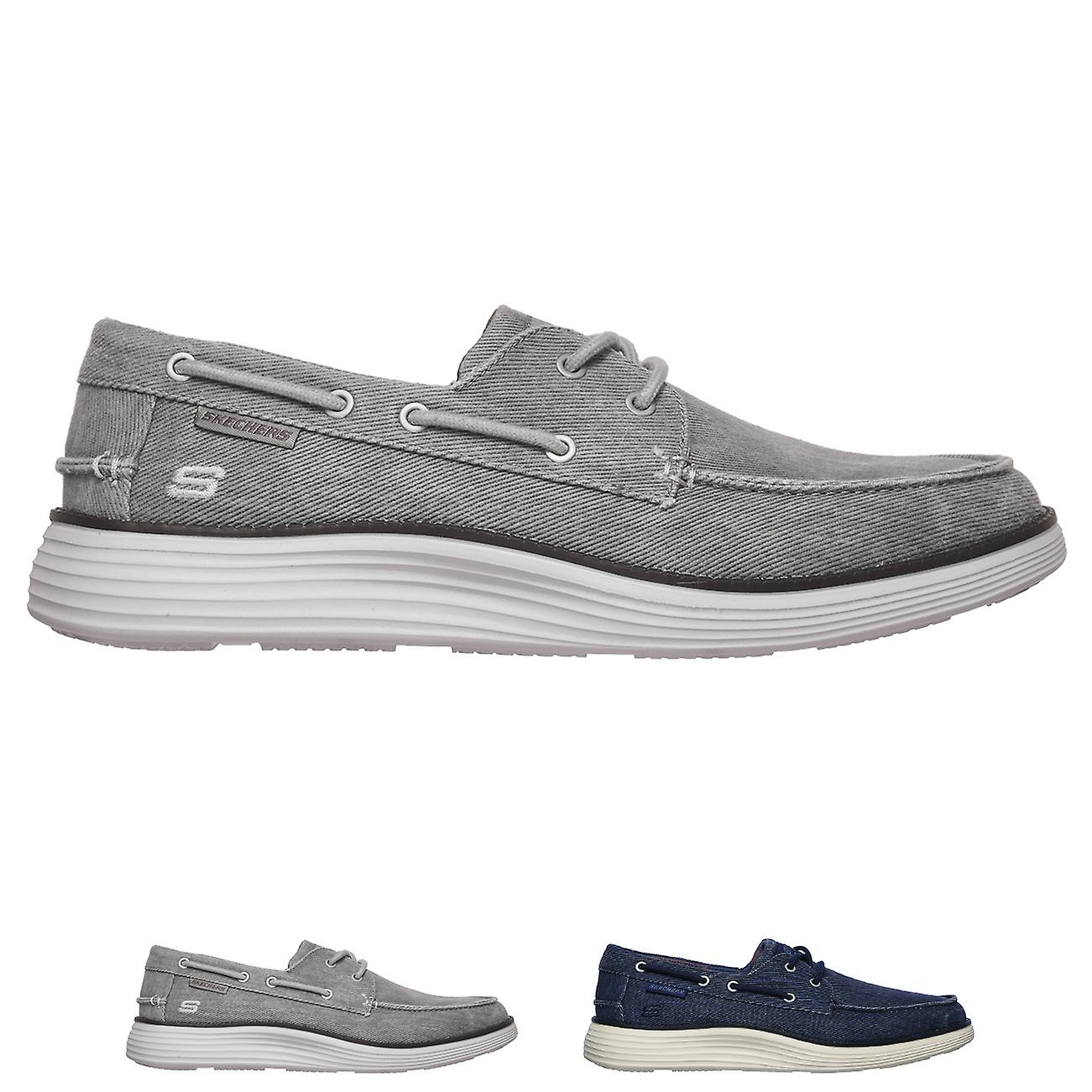 men's skechers with memory foam
