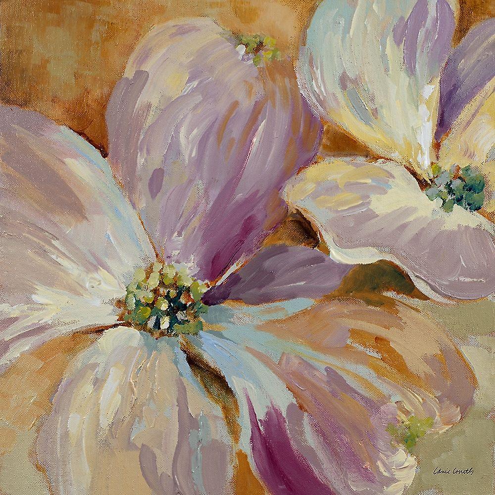 Flower Song I Poster Print By Lanie Loreth Fruugo