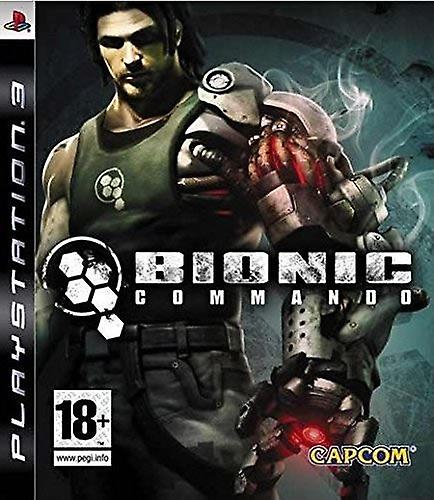 Bionic Commando PlayStation 3 PS3 Game