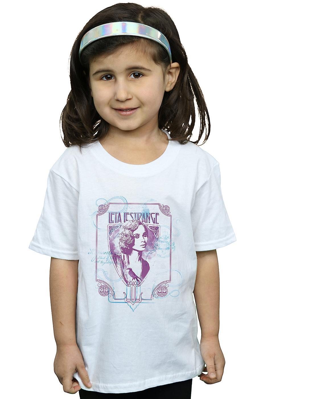 Fantastic Beasts 2 Girls Leta Lestrange T Shirt