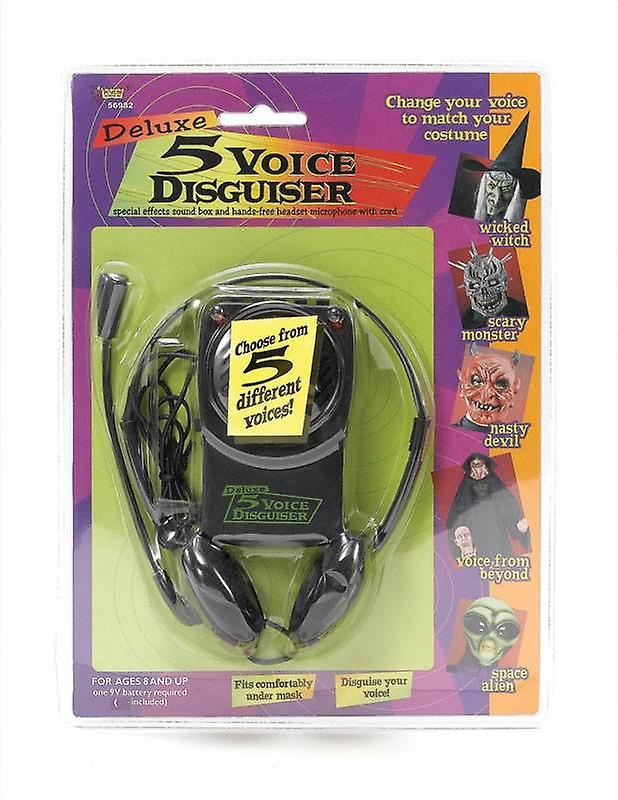 Voice Changer & Headset Microphone