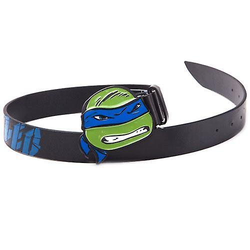 Ninja Turtles Slaapkamer.Teenage Mutant Ninja Turtles Tmnt Black Belt With Leo Blue 2d