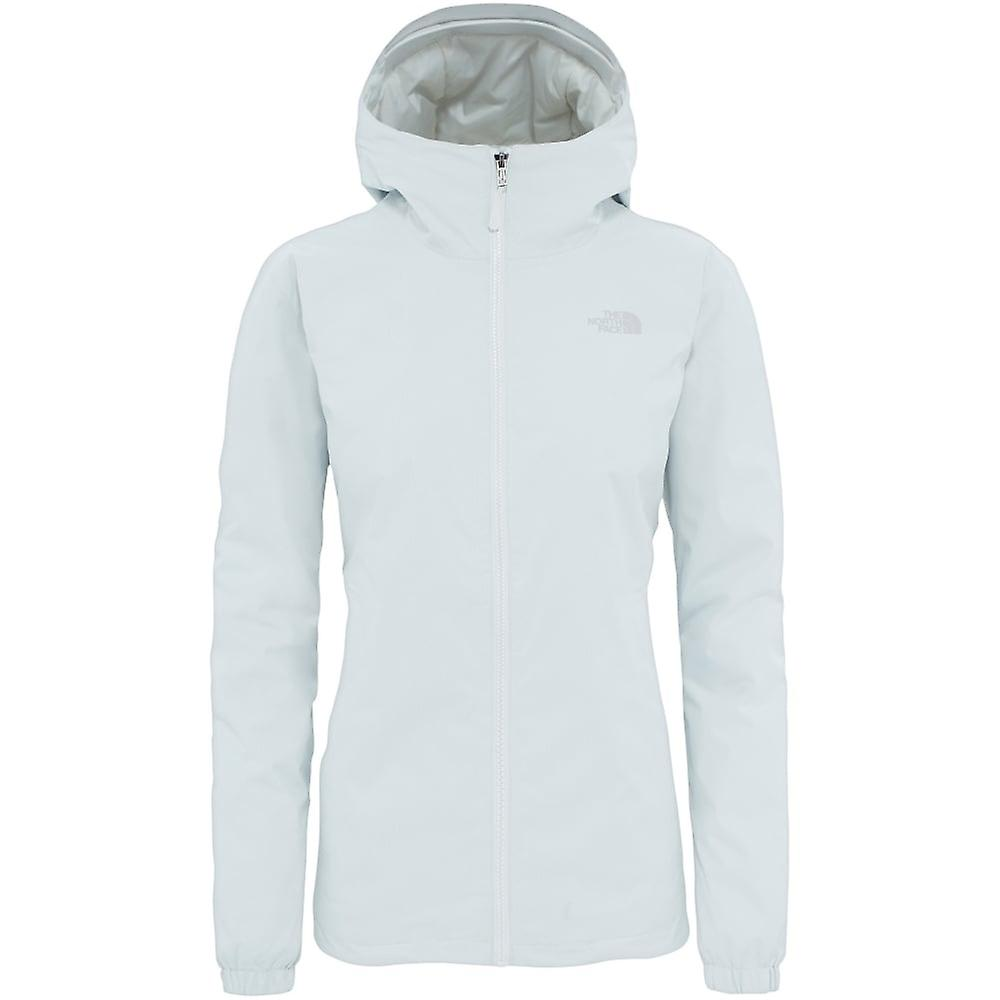Nord ansikt Women's Quest isolert jakke dampaktig grådampaktig grå