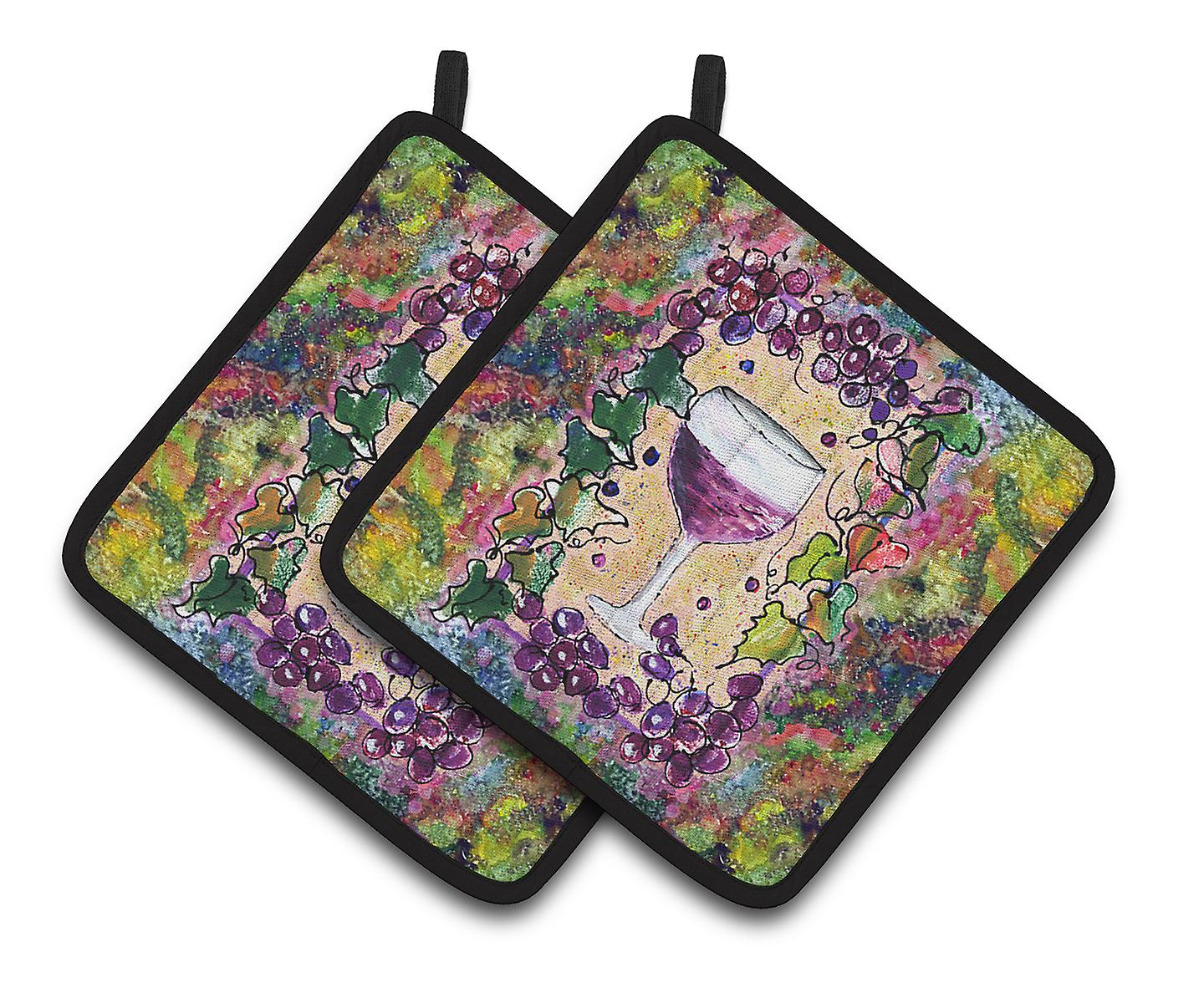 Old fashioned pot holders 22