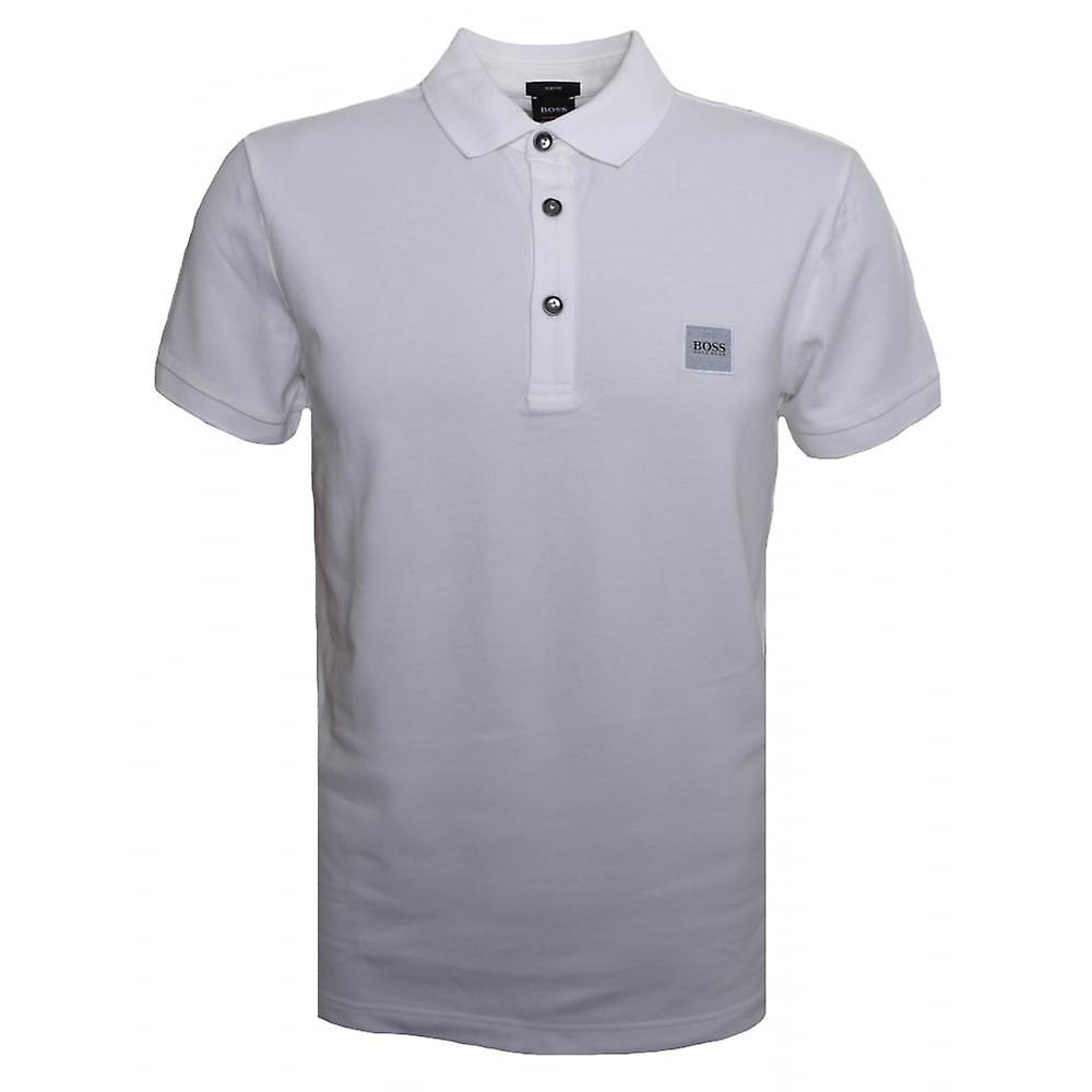 BOSS CASUAL PASSENGER SLIM FIT - Polo - grey pHqMYq