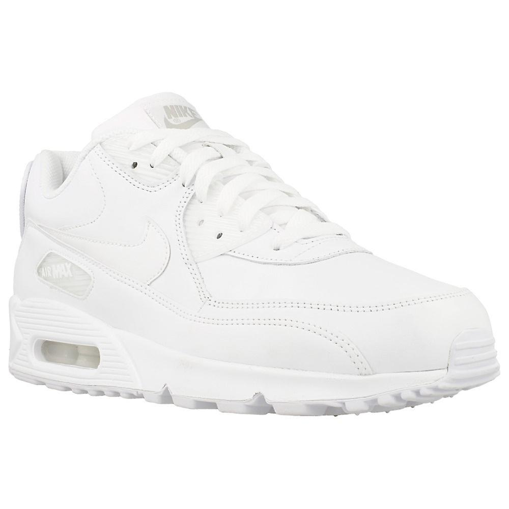 promo code 1e330 976bd Nike Air Max 90 Leather 302519113 universal all year men shoes