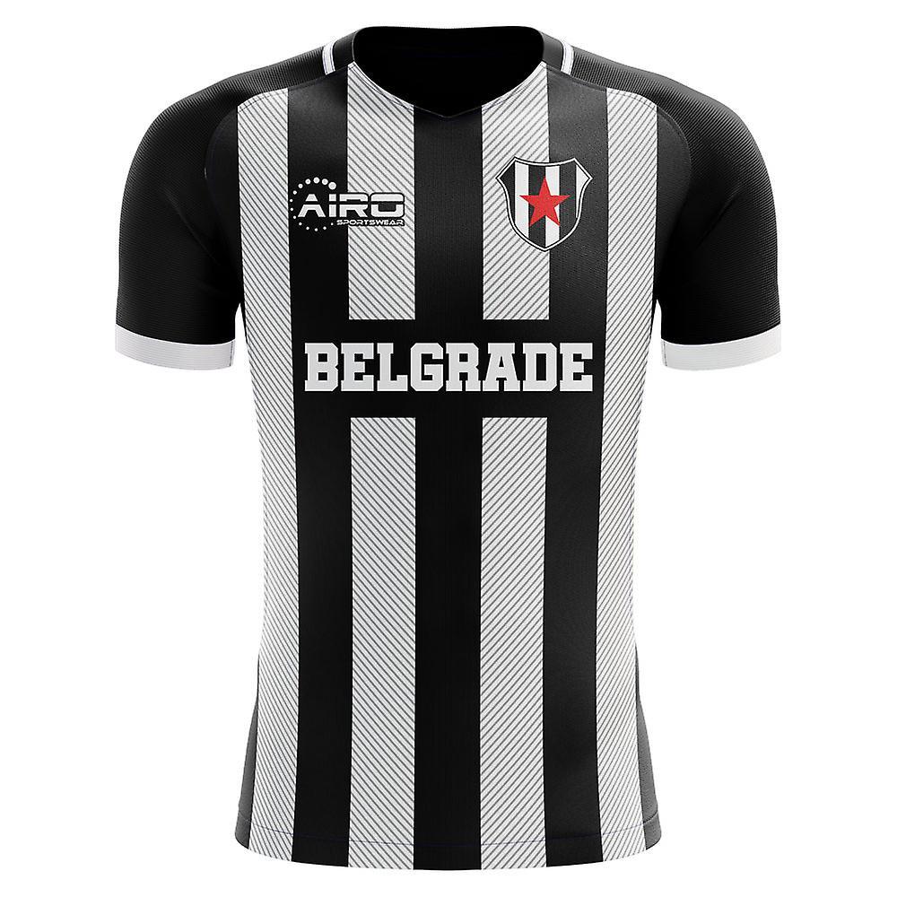 De Fútbol Partizan Camiseta 2019 Belgrado Fruugo Casa Concepto 2018 0qBYFnw76x
