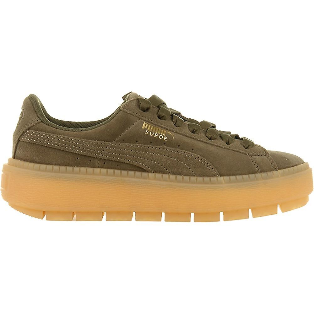 buy popular 9bc09 1ad50 Puma Platform Trace Wns 36583003 universal summer women shoes