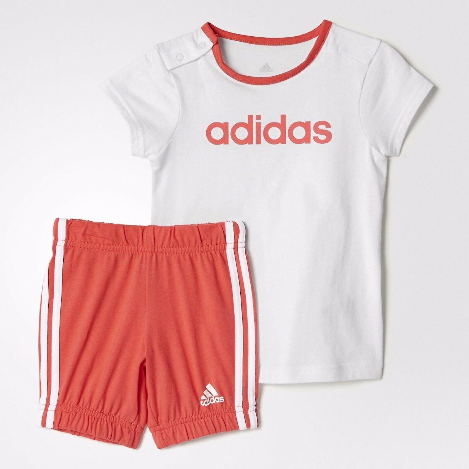 adidas shorts baby