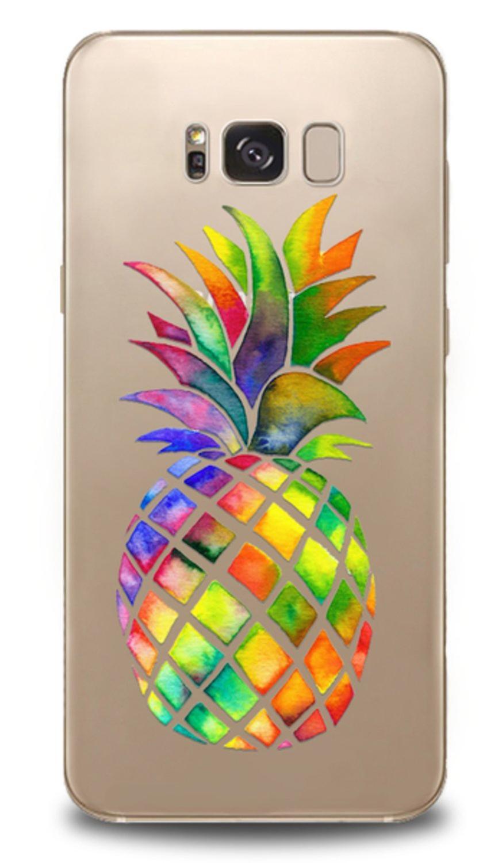 designer fashion b1513 4b1cd Pineapple Phone case - Samsung galaxy S8