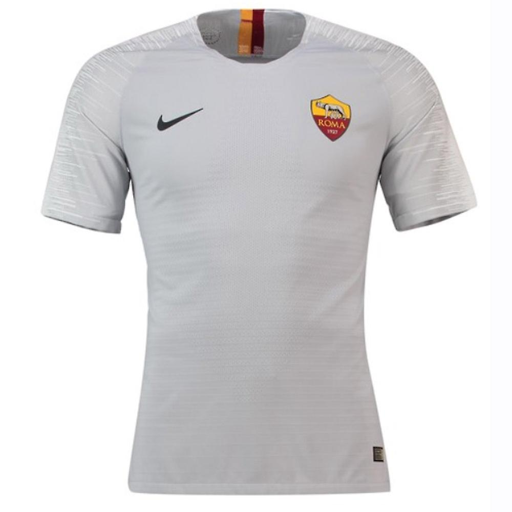 san francisco 6288e 1af48 2018-2019 AS Roma Away Nike Football Shirt