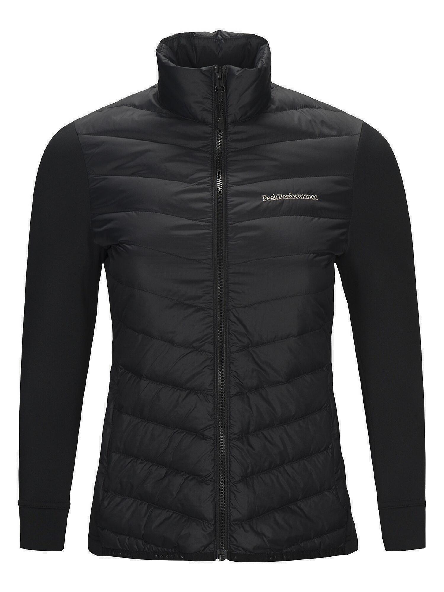 Peak Performance Damen Frost Jacket: : Bekleidung