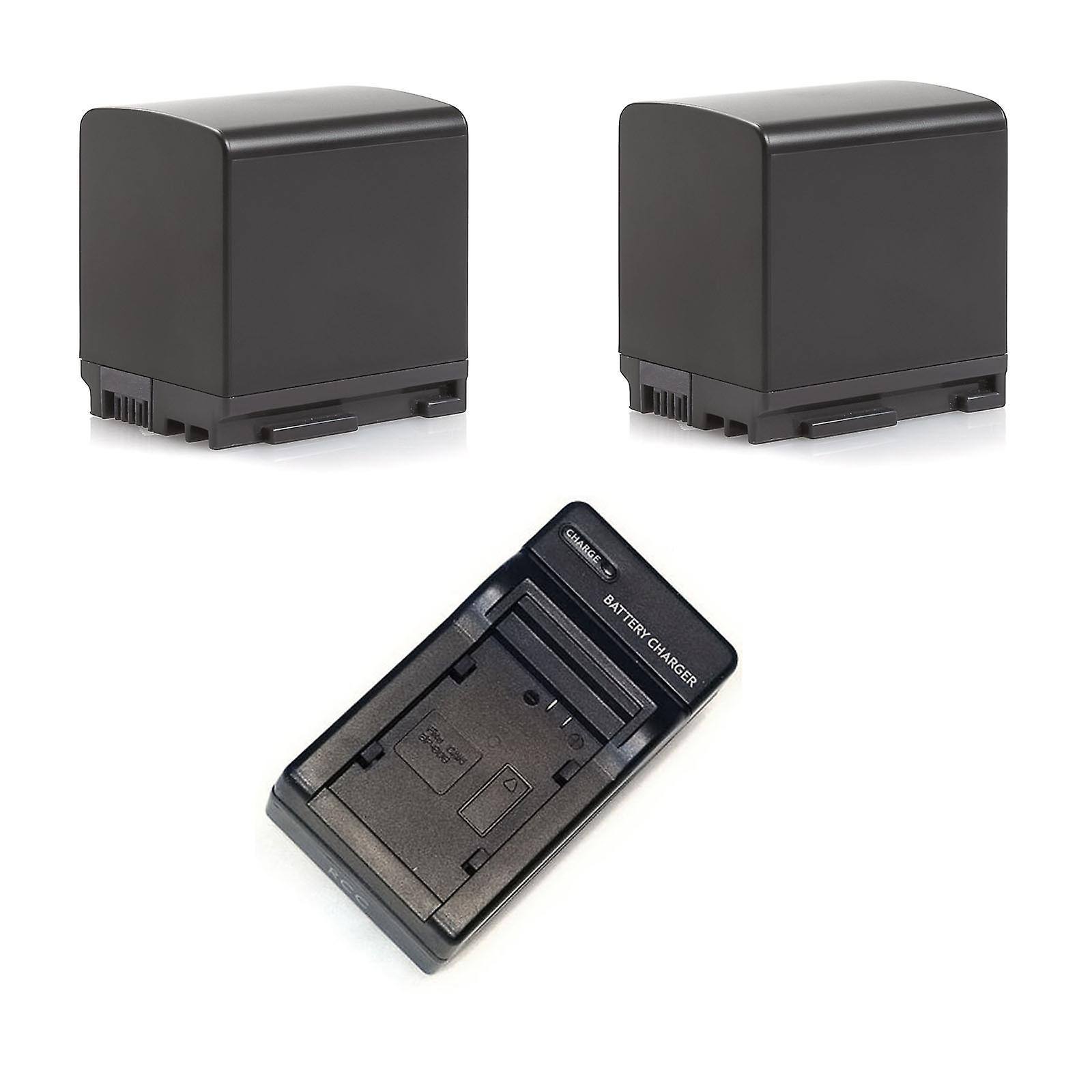 XA20 HF20 HF-G30 HF S11 Ladegerät für Canon iVIS HF S10 HF S21 XA25