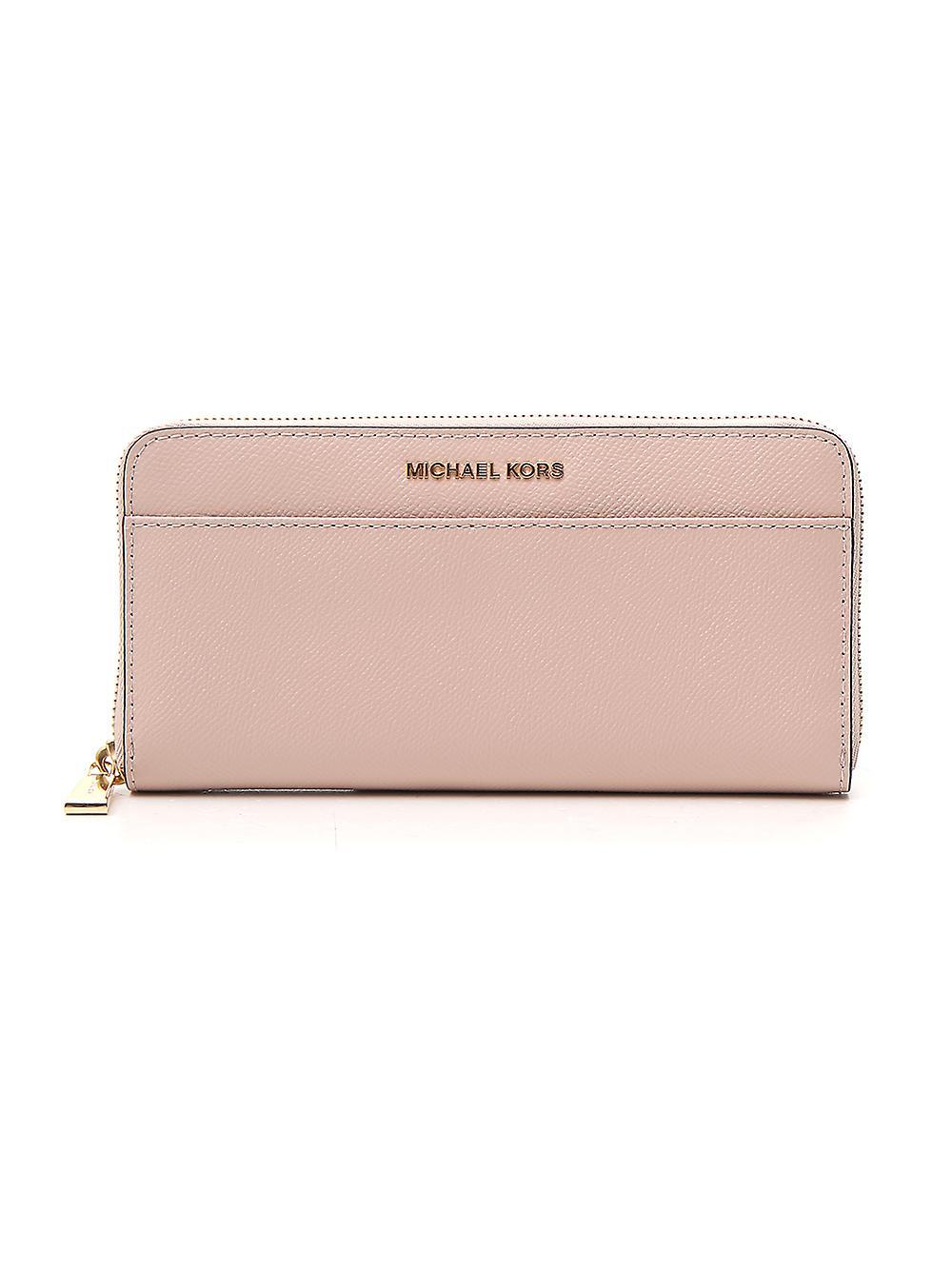 613c328f8fe19a Michael Kors Pink Leather Wallet | Fruugo