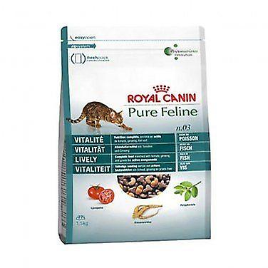 Royal Canin Cat Food Pure Feline No 3 Lively 300g