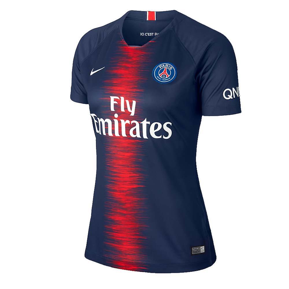 d5196a1b 2018-2019 PSG Home Nike Womens Football Shirt | Fruugo