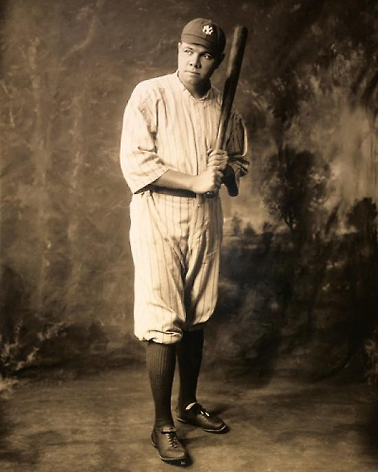 the life and baseball career of george herman ruth jr George herman ruth jr, more commonly known as babe ruth was the protagonist of the 1992 movie the babe he was portrayed by john goodman , who had also portrayed walter sobchak , james p sullivan , ralph jones , pacha and hound.