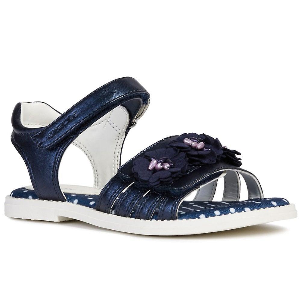 Geox Junior Karly blomst jenter sandaler