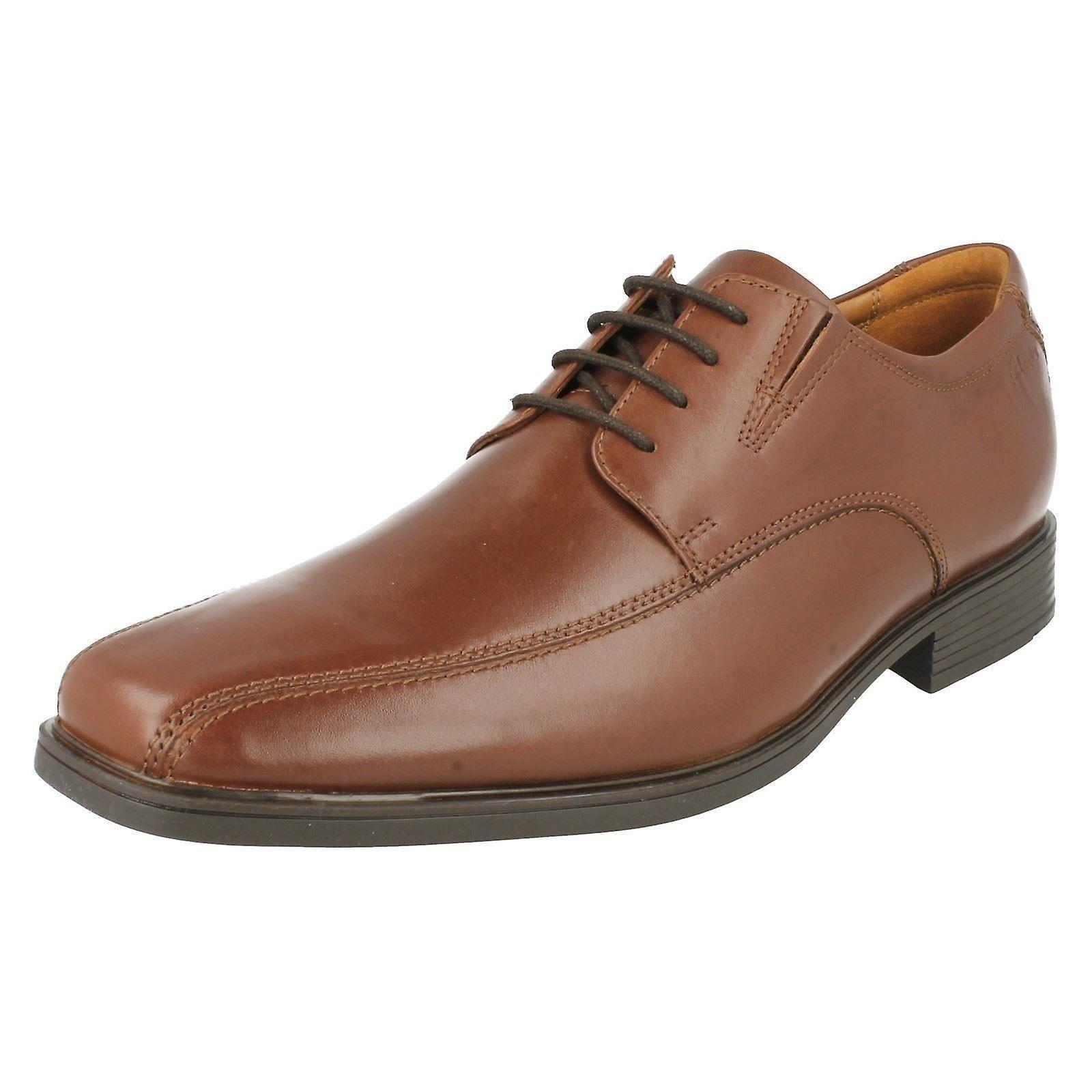 Mens Clarks Formal Shoes Tilden Walk