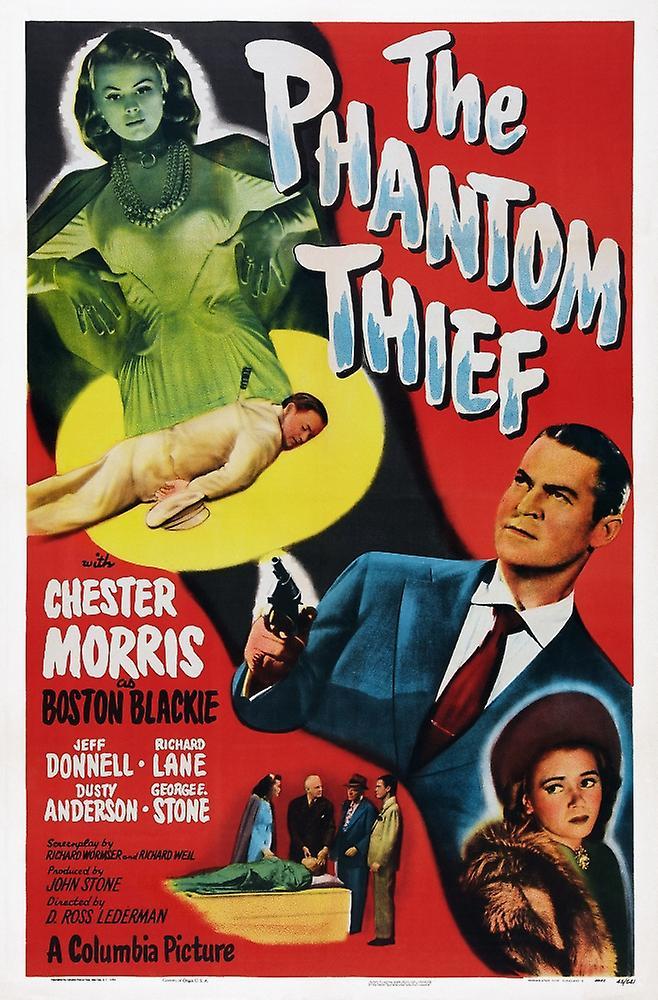 The phantom planet original movie poster ebay