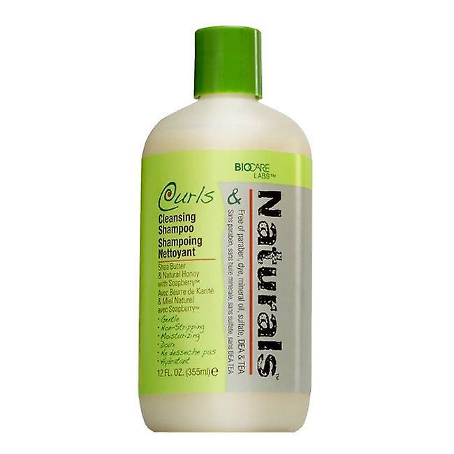 locken naturals shampoo 355ml reinigung fruugo. Black Bedroom Furniture Sets. Home Design Ideas