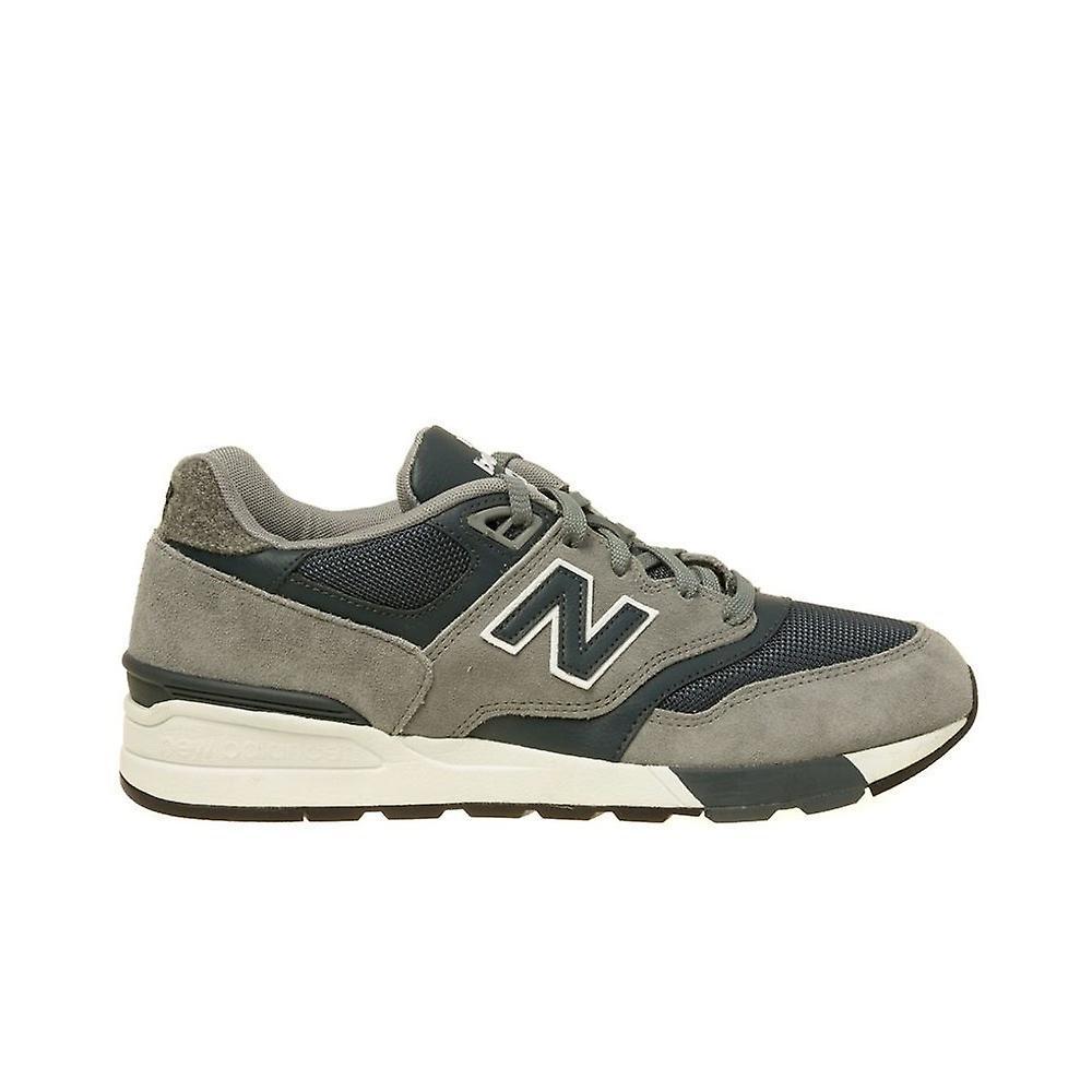 klasyczne dopasowanie buty jesienne szczegółowe zdjęcia New Balance 597 ML597NEB universal all year men shoes