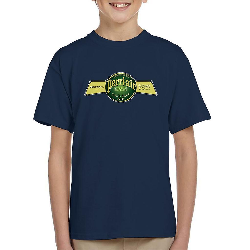 Spaceballs Perri Air Logo Kinder T Shirt Fruugo