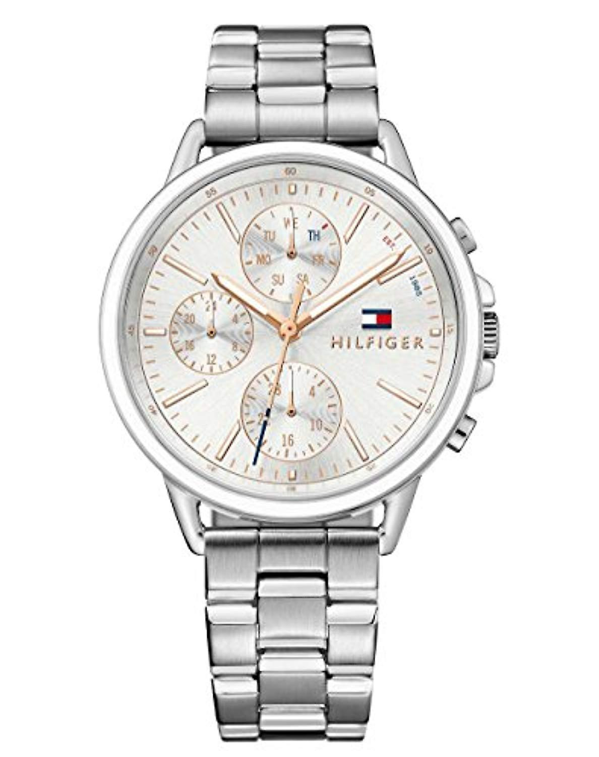 8ed5ee13e Tommy Hilfiger men's Multi-dial quartz Woman with stainless steel strap  1781787