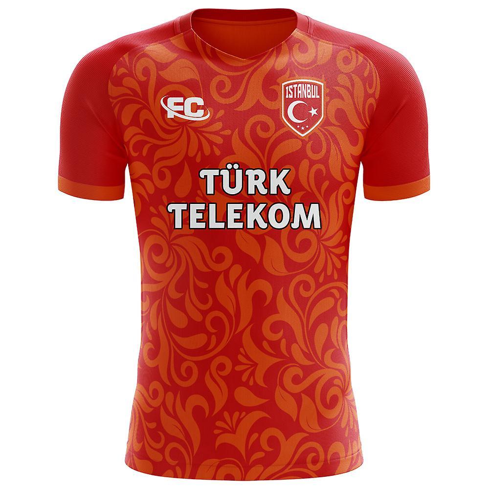 998e0b044 2018-2019 Galatasaray Fans Culture Home Concept Shirt