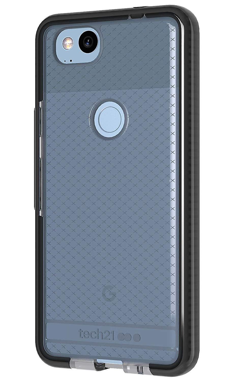 hot sales 2947e 57a5f Tech21 Evo Check Case for Google Pixel 2 - Smokey/Black