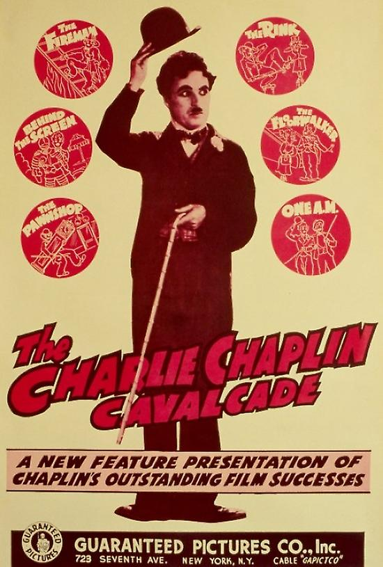 Poster size pictures of charlie chaplin