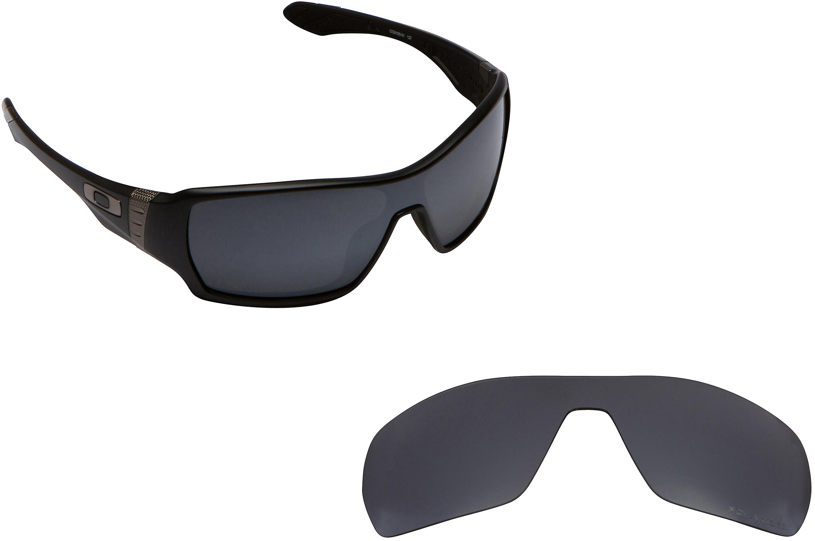 fae4509389 Offshoot Replacement Lenses Polarized Silver by SEEK fits OAKLEY Sunglasses