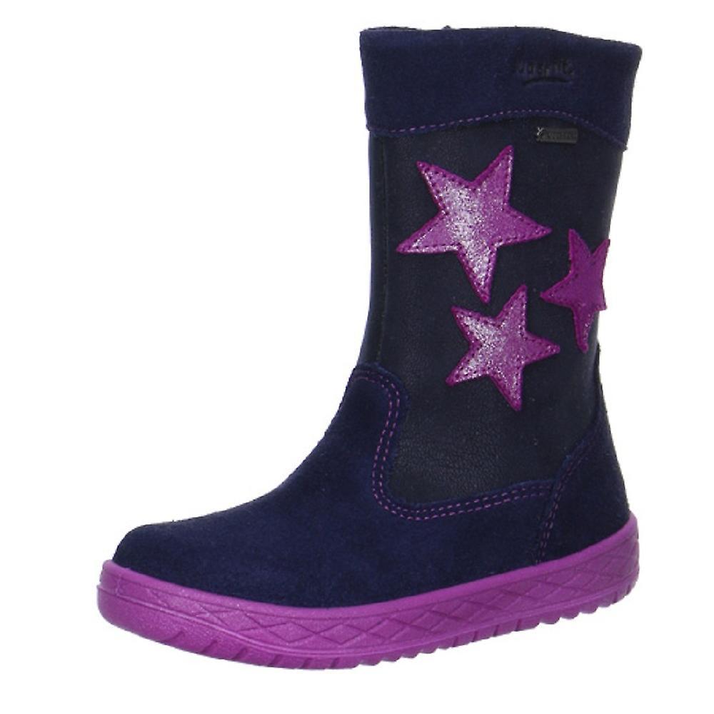 Tex Quecksilber Mädchen Superfit Stiefel Blau 81 Rosa 092 Gore Ozean ucTKF1J3l