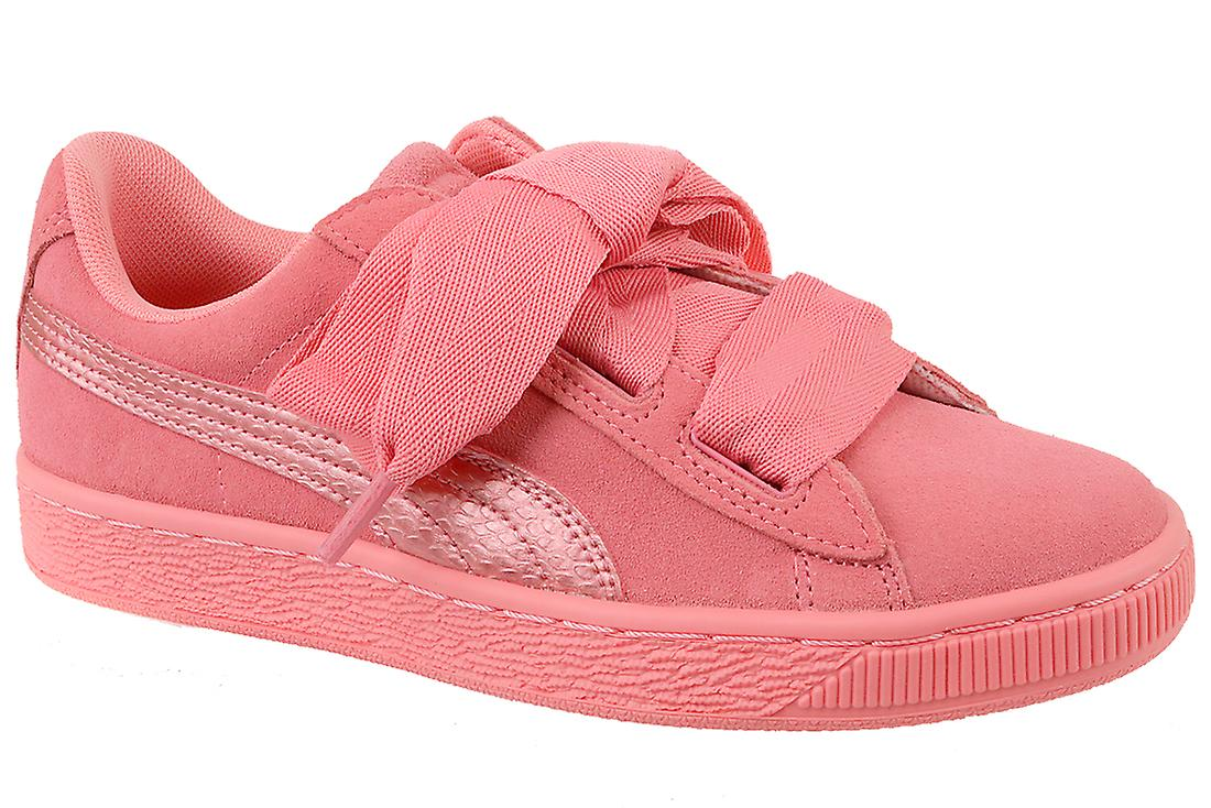 wholesale dealer 0b3f9 31a61 Puma Suede Heart SNK Jr 364918-05 Kids sneakers
