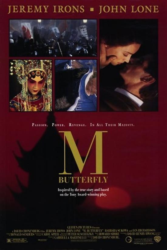 M Butterfly 1993  IMDb