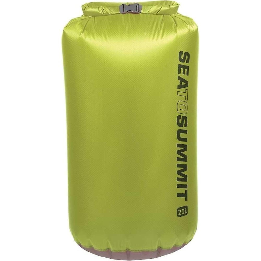 Sea til Summit Ultra Sil Dry Sack 20L grønn